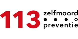 113 Zelfmoord Preventie logo