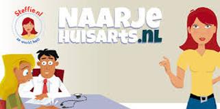naarjehuisarts.nl helpt je om beter voorbereid naar de huisarts te gaan.