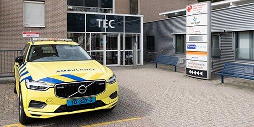 Huisartsenpost Oude IJssel voor Spoed ingang locatie Kruisbergseweg 27 7009 BL Doetinchem