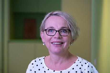 Irma van den Boom Verpleegkundig consulent diabetes