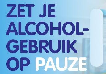 IkPas: zet je alcoholgebruik op pauze!