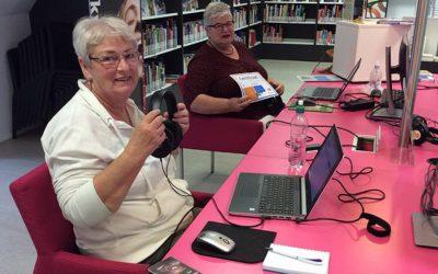 Digitale activiteiten bibliotheken in Week van Lezen en Schrijven