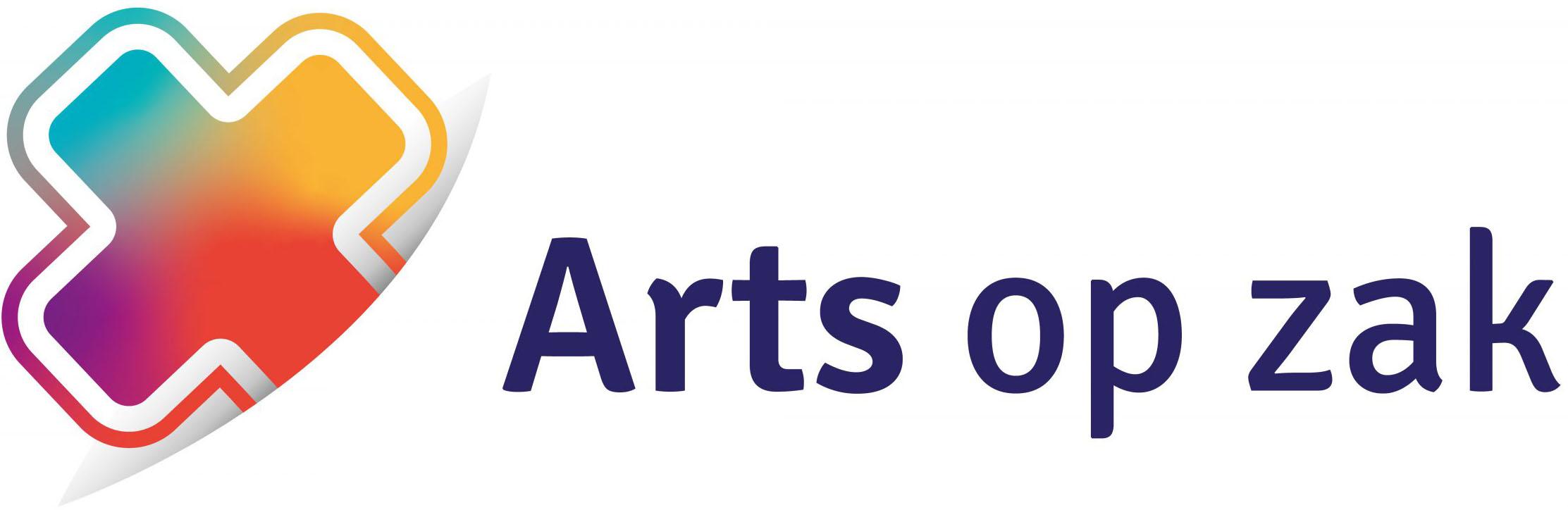 Arts op zak logo